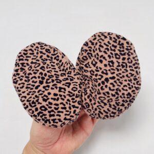 Babyslofjes leopard 1+ in the family Size 3 / 6-12m