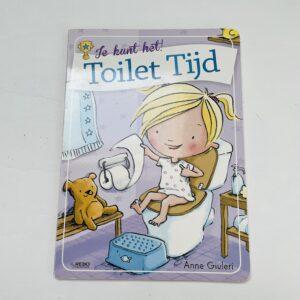 Boekje toilet tijd