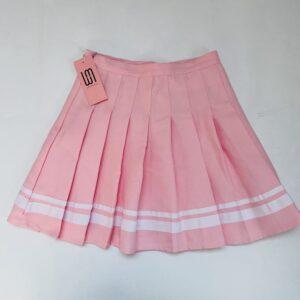 Plooirokje pink tennisstyle Lewis & Melly S