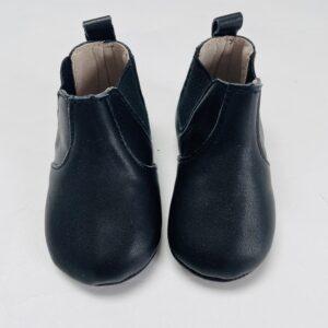 Eerste schoentjes zwart Petit Filippe 11,8cm / 18/19