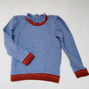 Sweater met glitterboord Sissy-Boy 146/152
