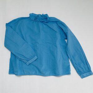 Blouse longsleeve lichtblauw Repose AMS 8jr / 128/134