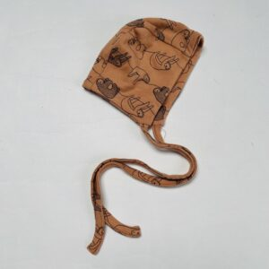 Bonnet luiaard Trixie 0-3m