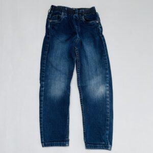 Donkere jeans met rekker Filou & Friends 6jr