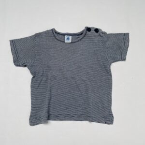 Basic t-shirt stripes Petit Bateau 18m / 81