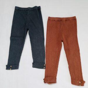 2x legging geribd La Redoute 92