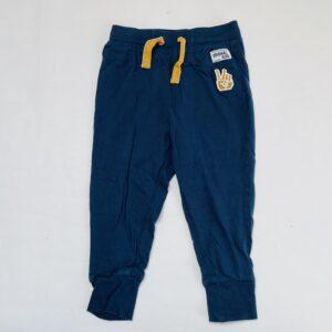 Sweatpants donkerblauw Tape à l'oeil 3jr / 96