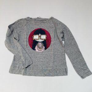 Longsleeve girl Little Marc Jacobs 10jr / 138