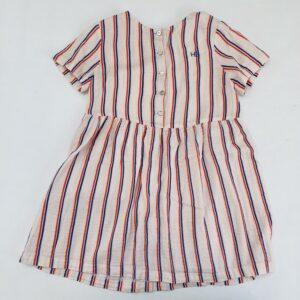 Kleedje shortsleeve stripes JBC 122