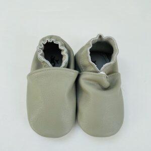 Babyslofjes grijs Stabifoot 12-18m