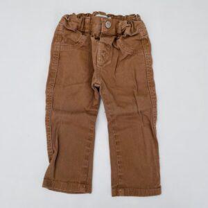 Bruine aanpasbare broek Blablabla 80