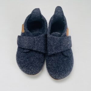 Pantoffels velcro Bisgaard maat 24