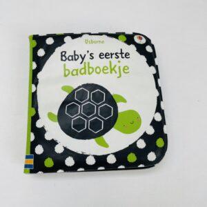 Baby's eerste badboekje  Usborne